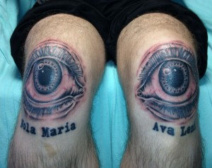 Eye Knees