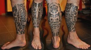 Maori leg